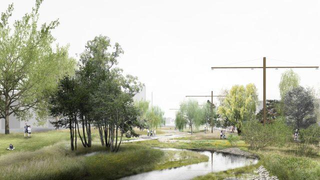 Perspektiv Åparken Arkitekturens dag 2021